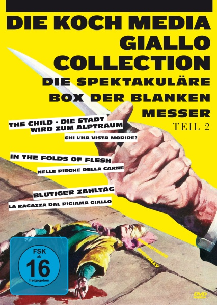 giallo collection 2