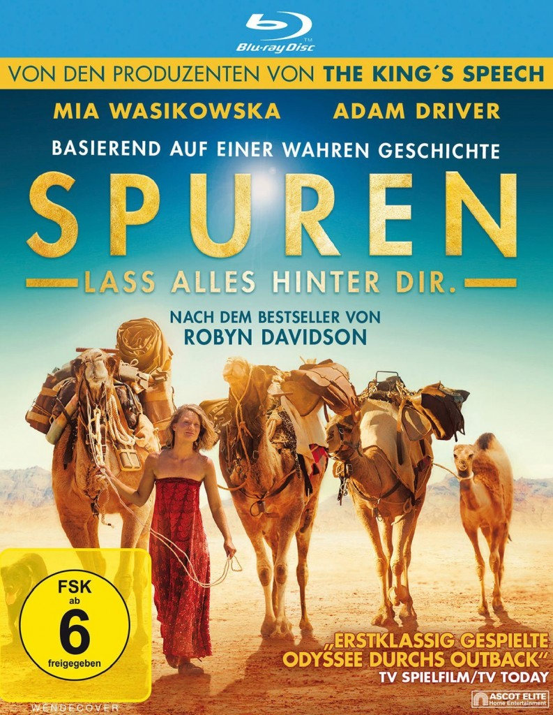 Spuren BluRay