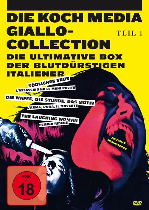 Giallo Collection