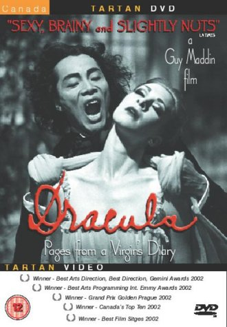 Dracula- Pages From A Virgin's Diary